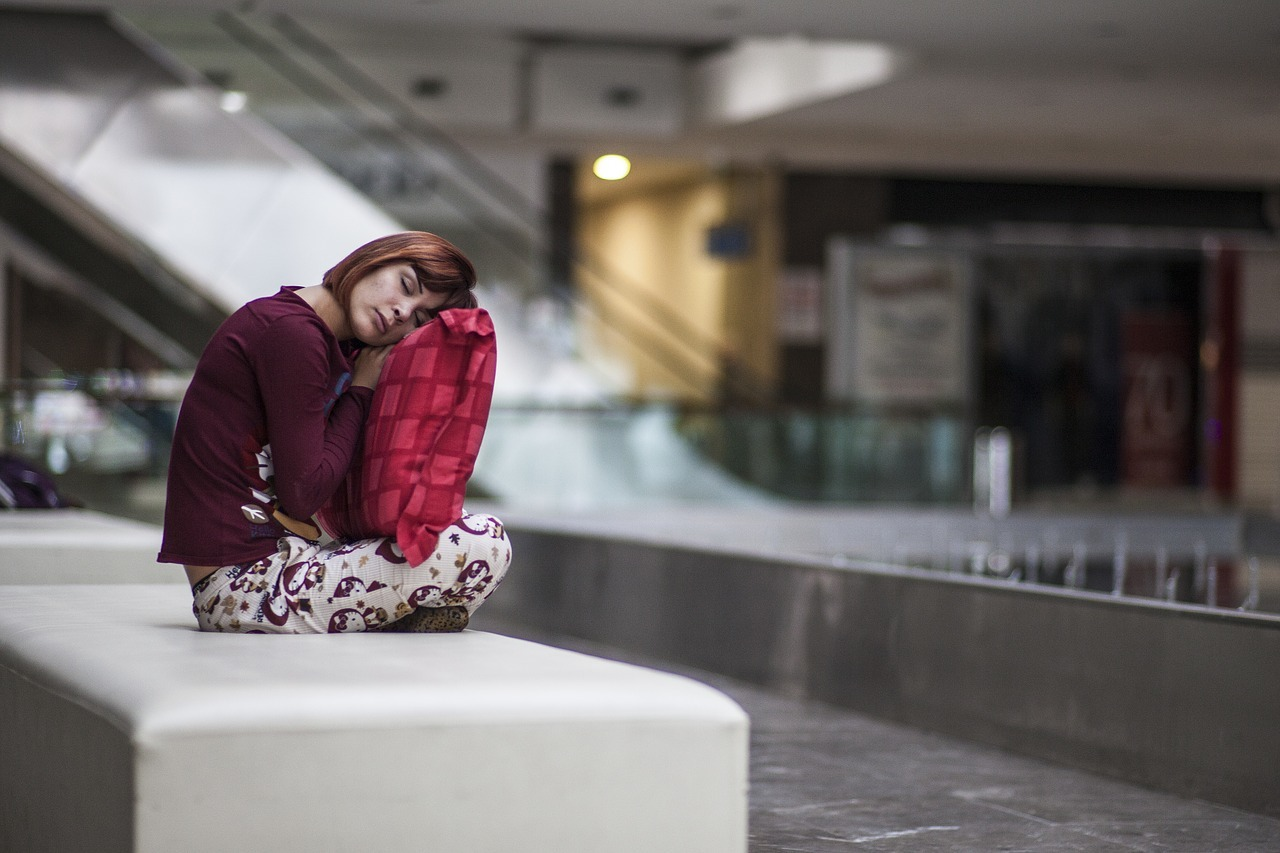 Schlafstörungen erschweren uns den Alltag