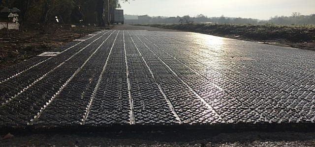 Solarradweg Solar Fahrrad