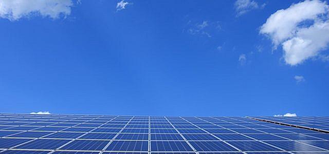Sonne nutzen und Energiesparen