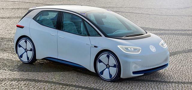 Elektroauto Volkswagen VW ID.