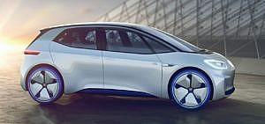 VW Elektroautos Volkswagen ID. Vizzion