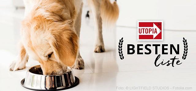 Bestenliste Bio-Hundefutter