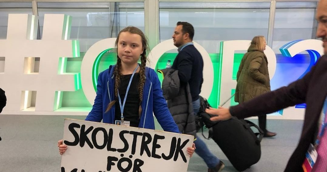 Greta Thunberg Facebook: Nach Gretas Vorbild: Schülerproteste In Ganz Deutschland