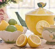 Heiße Zitrone
