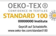 Der Standard 100 by OEKO-TEX
