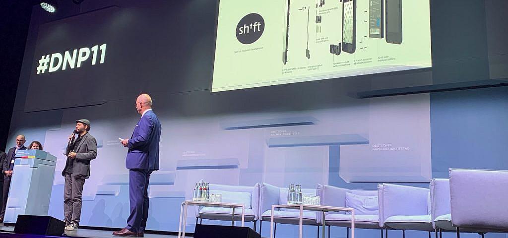 Shift Shiftphones NEA 2018