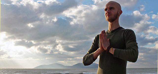 Sonnengruß im Yoga