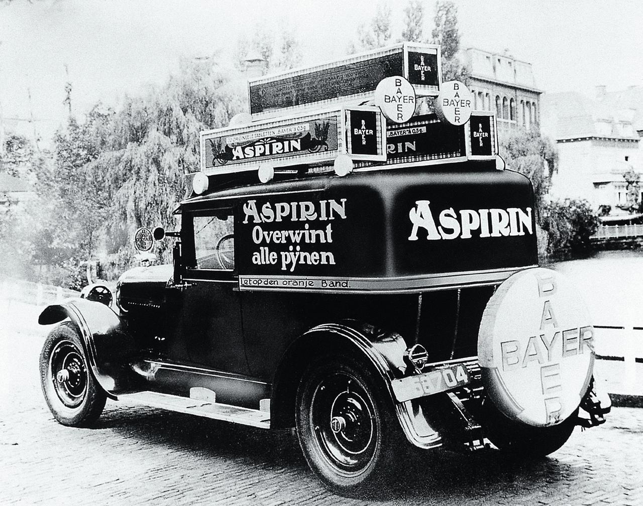 Aspirin zählt zu den meistverkauften Schmerzmitteln.