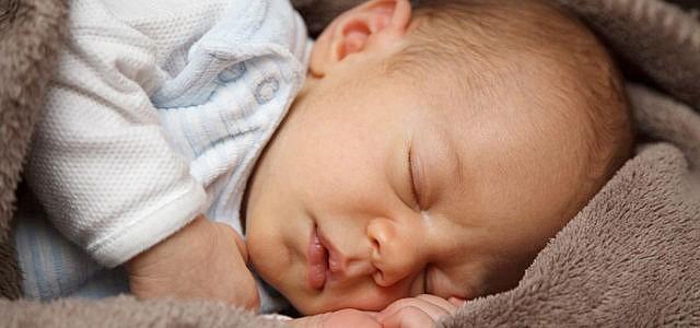 Baby-Kind-Schlaf-schlafen