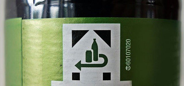 Pfand, Einwegflasche, Verpackungsgesetz