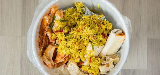 Foodwaste: Essen landet im Müll