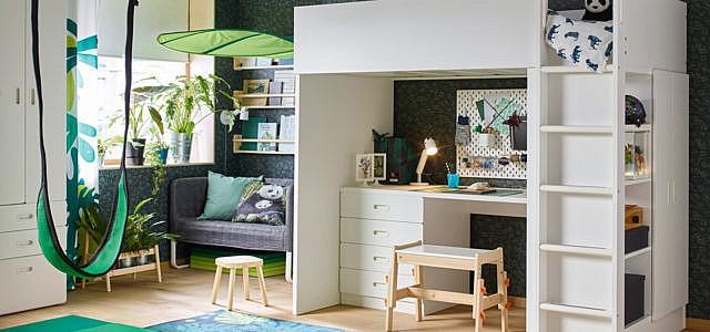 Kinderzimmermöbel von Ikea im Schadstoff-Test