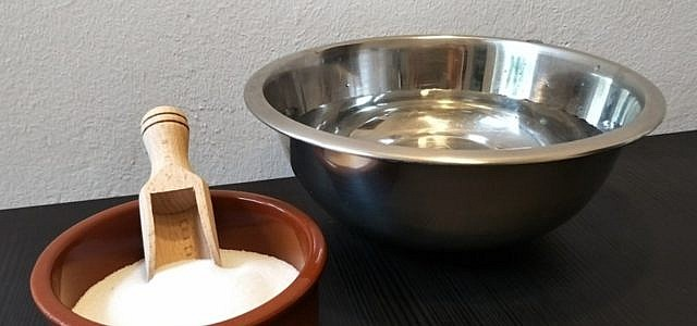 Kochsalzlösung Herstellen