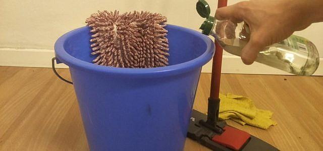 Laminat Reinigen Mit Diesen Hausmitteln Wird Der Boden Sauber