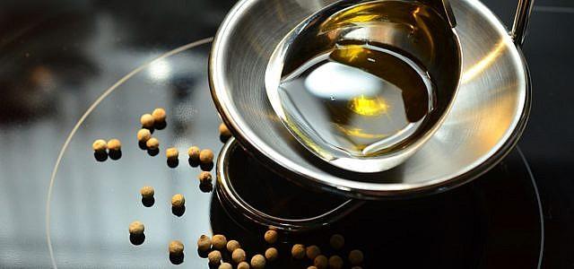 Linolsäure in pflanzlichen Ölen