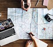 Reisen Karten