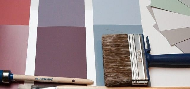 Wandfarbe ohne Schadfstoffe