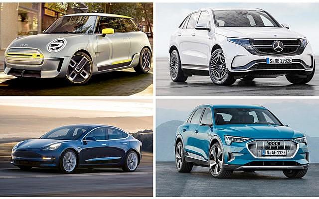 Elektroautos 2019 Im überblick 25 Elektroautos In Bildern Utopiade