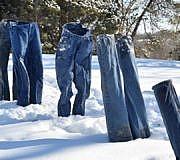 Frozen Pants Challenge