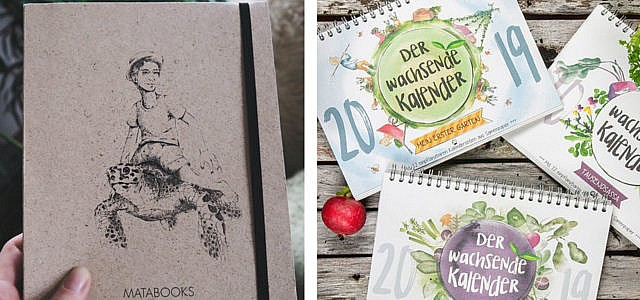 matabooks wachsenden kalender pflanzen blumen