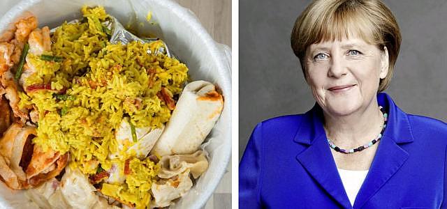 Merkel Videobotschaft Foodwaste