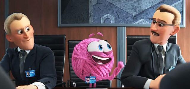 Purl Pixar Kurzfilm