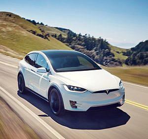 Tesla Modell X