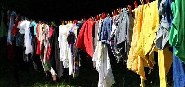 wäsche stinkt
