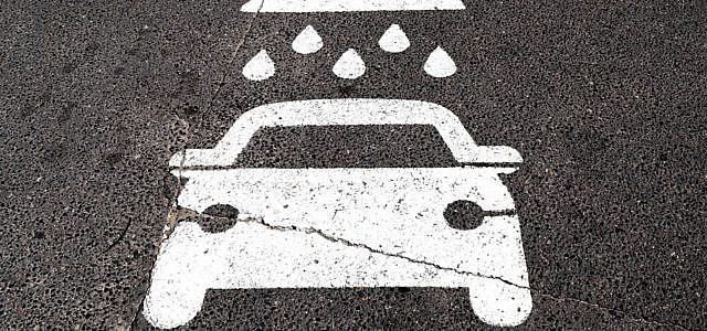Auto selbst waschen
