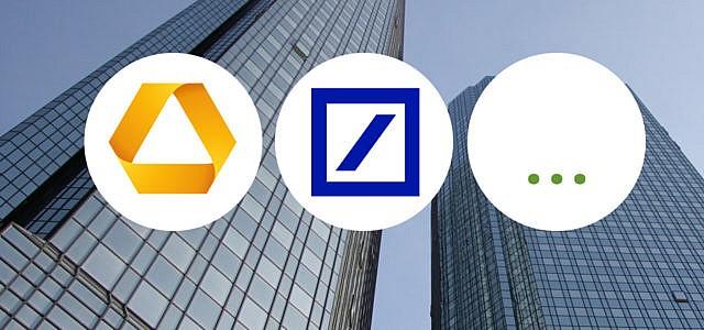 Commerzbank Deutsche Bank