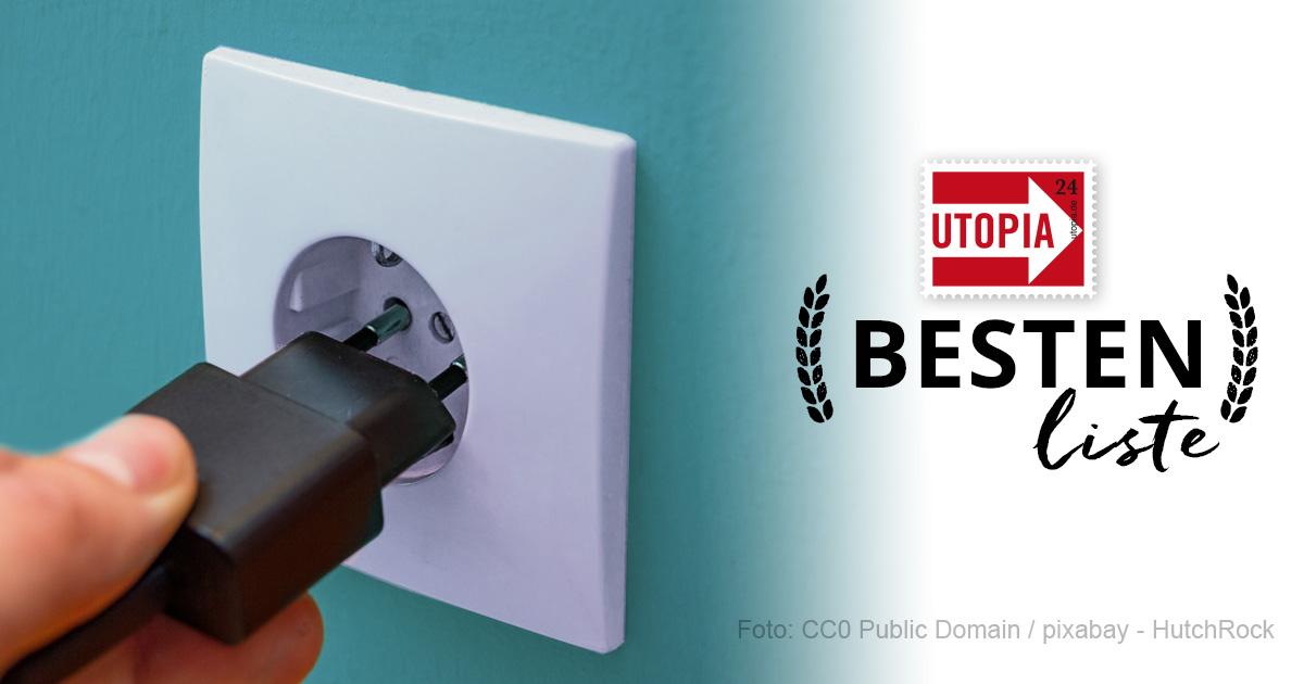 Ökostromanbieter: Die 15 besten Anbieter im Vergleich – Utopia.de