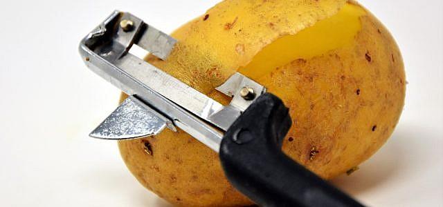 Kartoffeln im Ofen