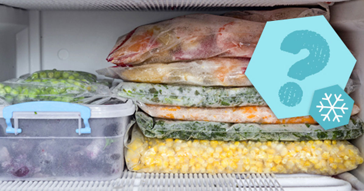 Berühmt 8 Lebensmittel, die du nicht einfrieren solltest - Utopia.de #DI_39