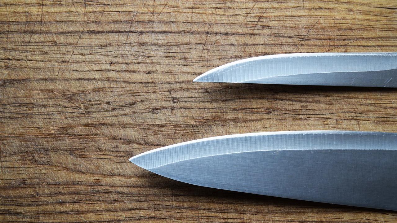 Beliebt Messer schärfen: Mit diesen Methoden wird es wieder scharf - Utopia.de YN67
