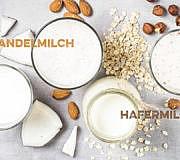 Milchalternativen pflanzliche Milch