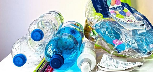Plastik, Müll, Verpackungen, dm, Rossmann