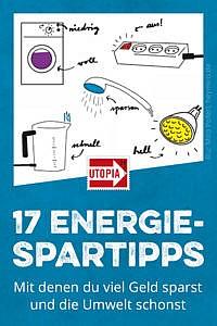 Energie sparen: 17 neue Energiespartipps für den Haushalt