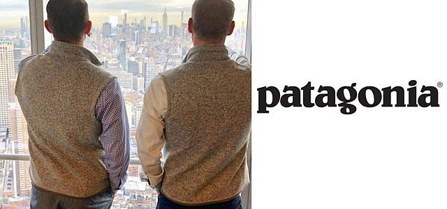 Patagonia Weste Banker