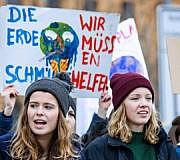 Fridays for Future Klimaschutz