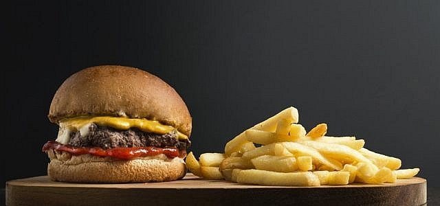 gesundes fastfood