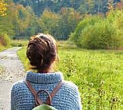 Natur gegen Stress