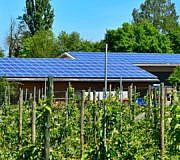 Photovoltaik Solarstrom