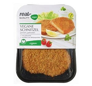 Real Quality Vegane Schnitzel