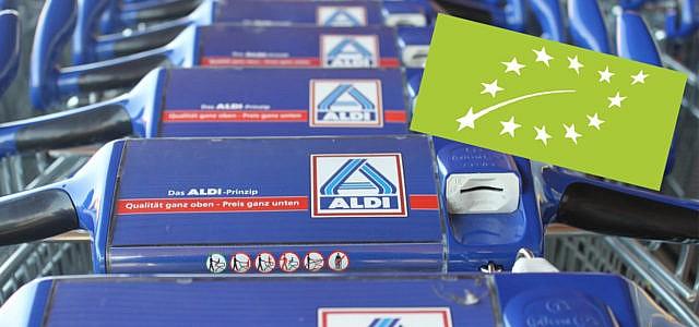 Aldi will Bio-Markführer in Europa werden