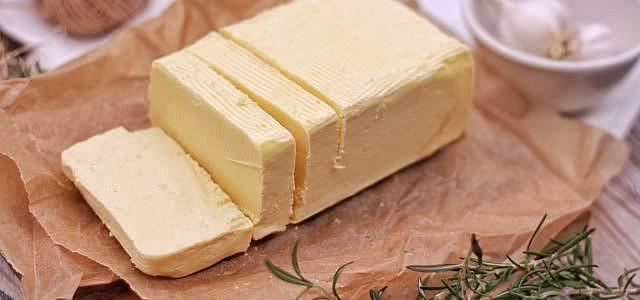 Butter einfrieren