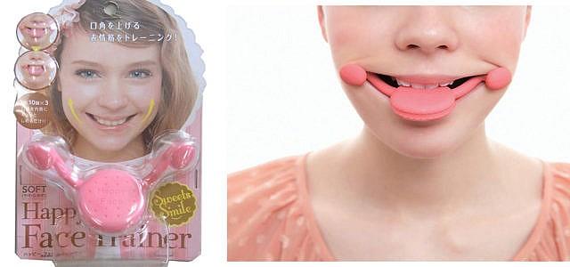 Absurde Frauen-Produkte: Smile Trainer