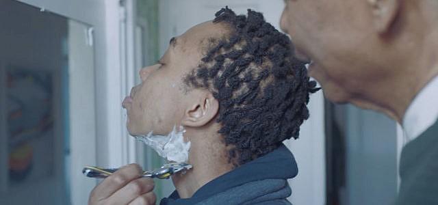 Gillette Werbung rasieren