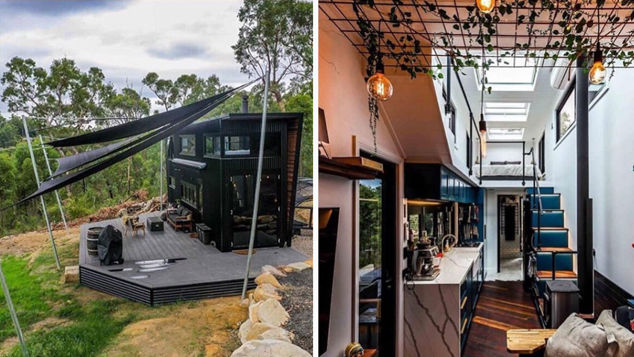 Tiny House Luxus