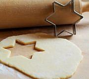 Mürbeteig, Kekse, Plätzchen