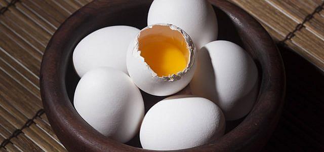 rohe eier essen